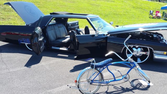 1973 Other Makes Deville Bagged Cadillac, show car,