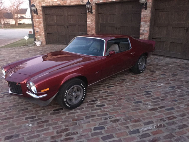 1973 Camaro Z 28 Rs Lt No Reserve One Of The Best 1970