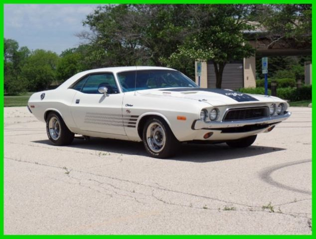 1973 Dodge Challenger RESTORED R/T 340 CLONE-NICE CONDITION