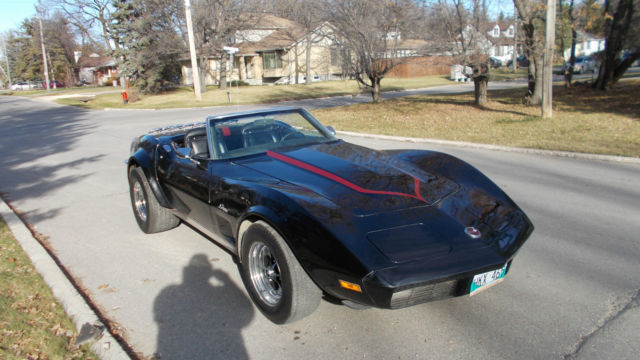 1973 Chevrolet Corvette Base Convertible 2-Door