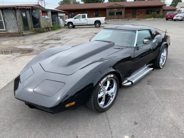 1973 Chevrolet Corvette Numbers Matching 454 4spd Leather Ac
