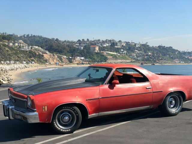 1973 Chevrolet El Camino Custom V8 Price Lowered For Sale Photos Technical Specifications Description
