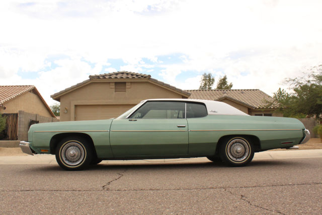 1973 Chevrolet Impala Custom 2 Door Coupe for sale: photos
