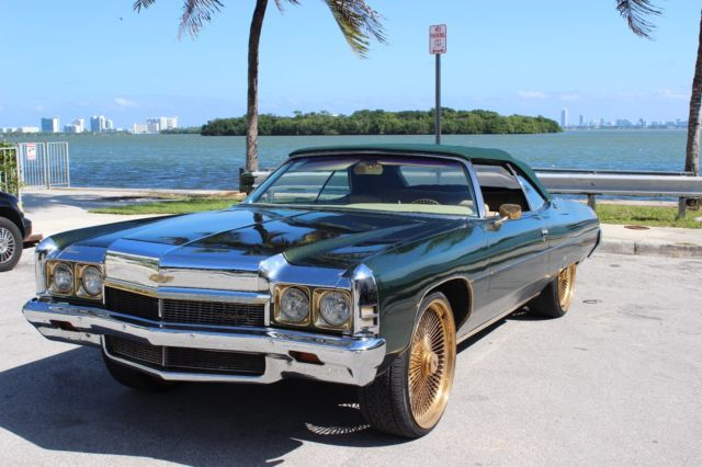 1973 chevrolet impala customized for sale photos technical. Black Bedroom Furniture Sets. Home Design Ideas