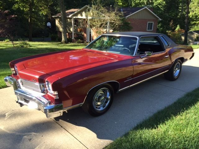 Used Cars For Sale In Indiana >> 1973 Chevrolet Monte Carlo - 37,818 Miles - Unbelievable Original Car for sale: photos ...