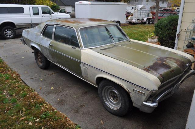 1973 Chevrolet Nova Base Hatchback 2 Door 5 0l Running And Driving Car For Sale Photos Technical Specifications Description