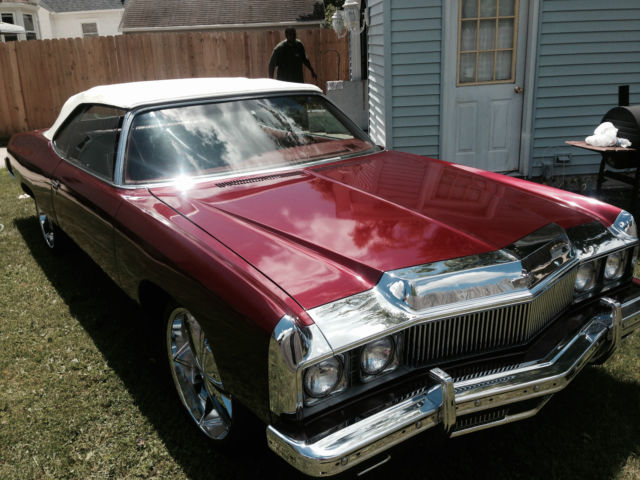 1973 chevy caprice convertible new paint new interior impala 1975 1972 1974 for sale photos. Black Bedroom Furniture Sets. Home Design Ideas