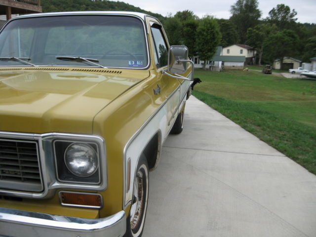 1973 Chevy Truck Specs – Billy Knight