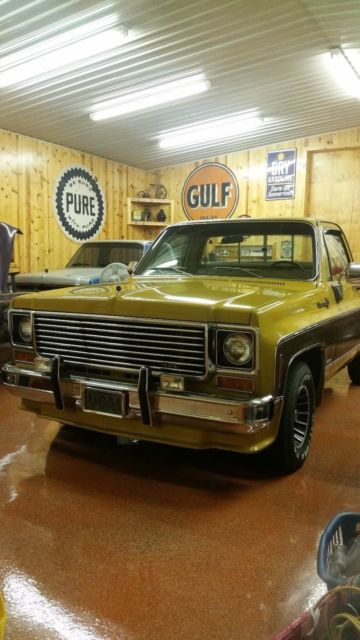 1973 Chevrolet Other Pickups Super 10