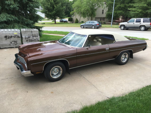 1973 chevy impala custom 2 door hardtop w original 350 with upgrades low miles for sale photos. Black Bedroom Furniture Sets. Home Design Ideas