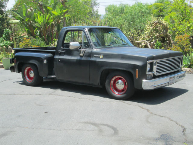 17597 1973 Chevy Stepside Ls1 Hotrod Custom Street Rod further pleted furthermore 57960 1974 Chevy C10 Truck Patina Air Bagged additionally 8 Year Project Build 1972 Chevrolet C10  es Life together with GBar. on c10 model truck