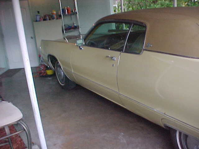 1973 Chrysler Imperial LeBaron Hardtop 2-Door