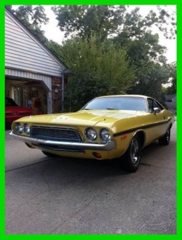 1973 Dodge Challenger CLEAN MACHINE! READY TO CRUISE!-BLOW OUT PRICE!