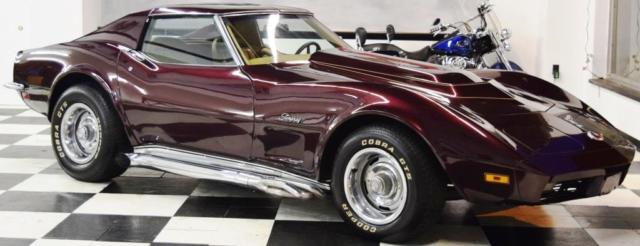 1973 CORVETTE, MOSTLY RESTORED, TURN-KEY, RUST FREE, MANY ...