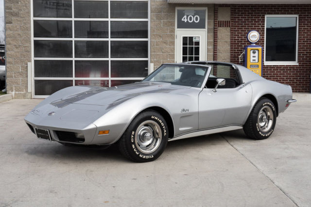 1973 Chevrolet Corvette Factory A/C