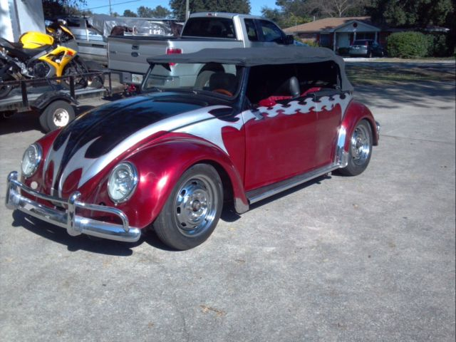 1973 Custom Vw Bug Beetle Doors