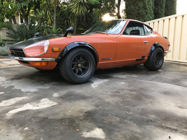 1973 datsun 240z california car amp spares bring a trailer 7 1973 datsun 240z california car & spares bring a trailer for msa 240z fuse box at readyjetset.co