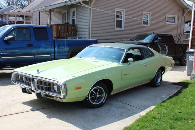 1973 Dodge Charger brougham