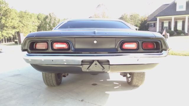 1973 Dodge Challenger Custom Interior And Paint For Sale Photos Technical Specifications