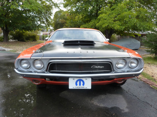 1973 Dodge Challenger T/A Style