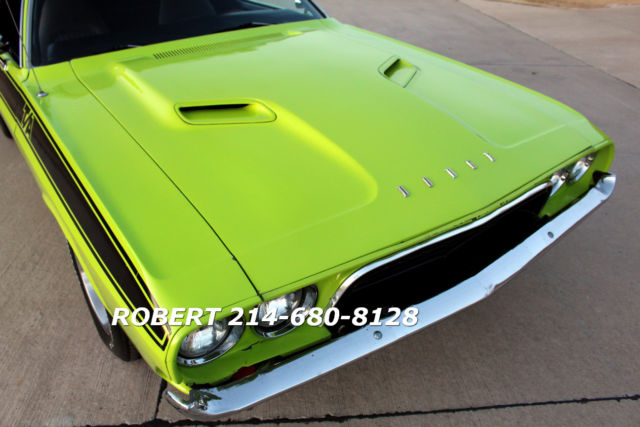 1973 Dodge Challenger Ta Rt Ralley 340 1969 1970 1971 1972