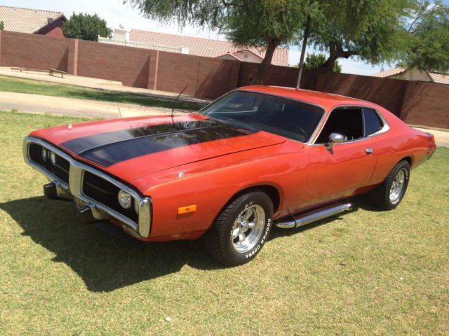 1973 Dodge Charger super bee