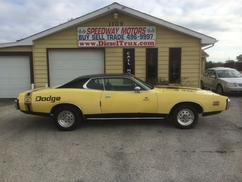 1973 Dodge Charger Base Coupe 2-Door