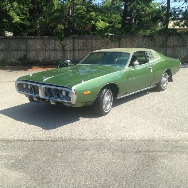 1973 Dodge Charger S E