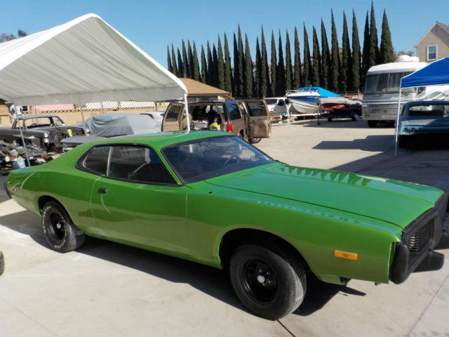 1973 Dodge Charger Hardtop/Originally softtop