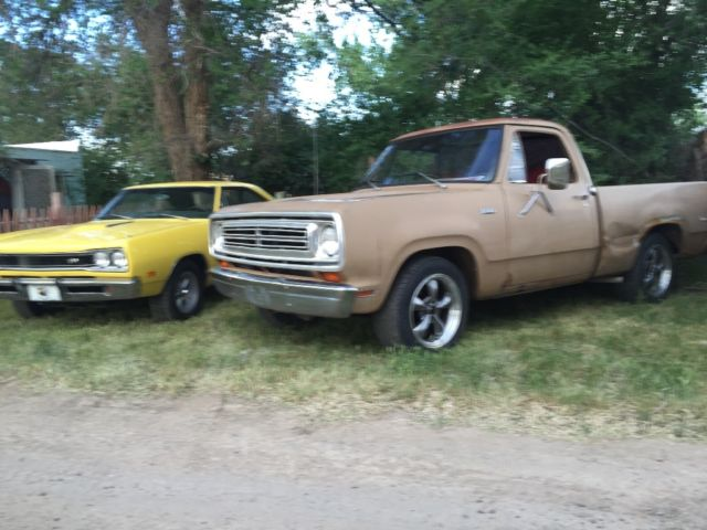1973 Dodge Other Pickups