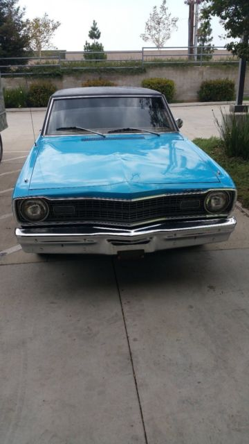1973 Dodge Dart Small Cam