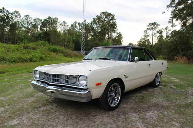 1973 Dodge Dart Swinger Original 318 V8 Must See Call Now