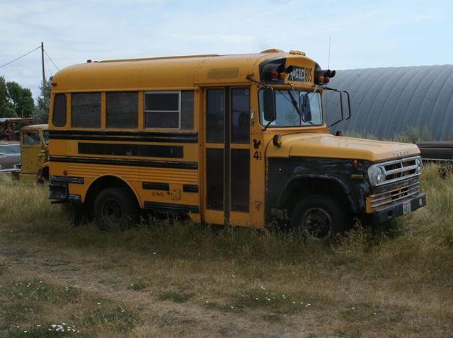 1973 Dodge Short Bus for sale: photos, technical