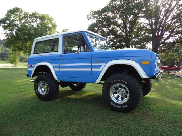 1973 Ford Bronco std