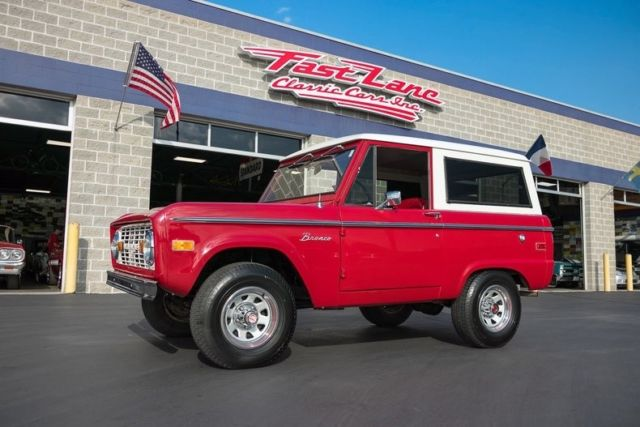 1973 Ford Bronco Free Shipping Until December 1