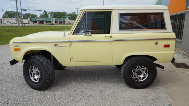 1973 Ford Bronco Sport