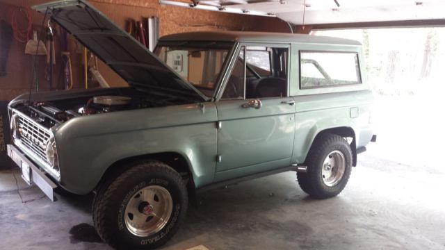 1973 Ford Bronco custom