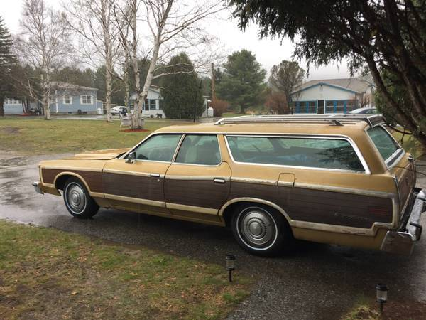 1973 Ford Other LTD BROUGHAM