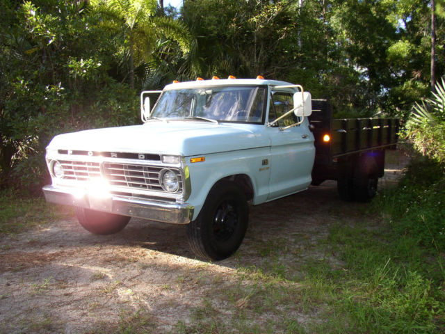 1973 Ford F-350
