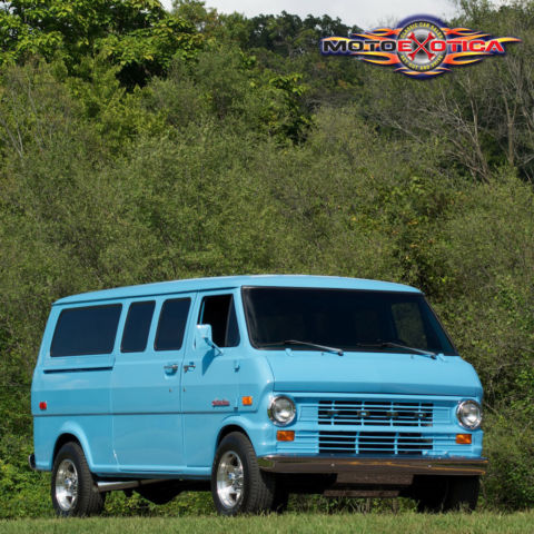 1973 Ford E-Series Van Super Van