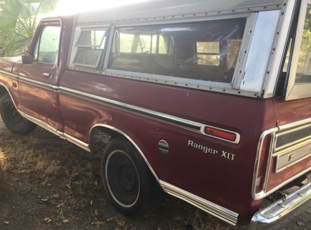 1973 ford f100 xlt ranger shortbed truck no reserve for sale photos technical specifications. Black Bedroom Furniture Sets. Home Design Ideas