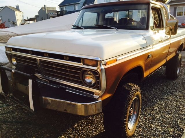 1973 Ford F-250 Highboy