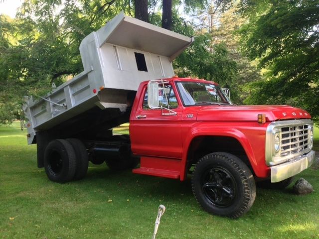 1973 Ford Other Pickups f600