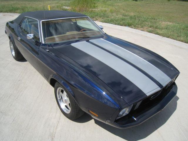 1973 Ford Mustang 302 w/ AC