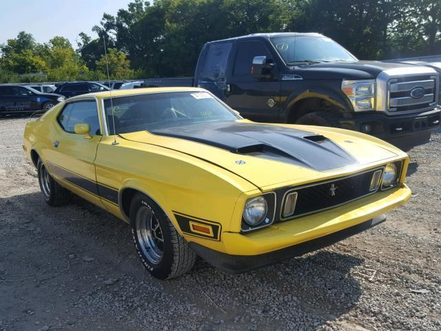 1973 Ford Mustang  Mach 1 Mach 1