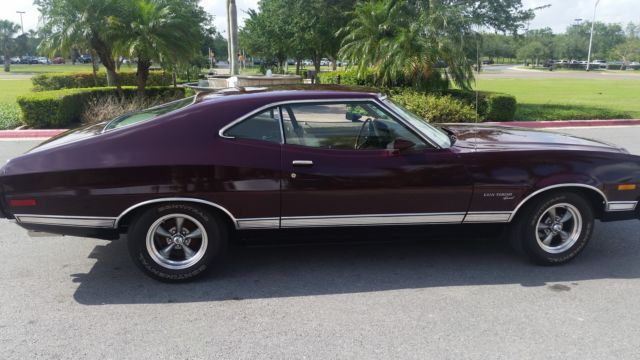 73 Ford Gran Torino >> 1973 gran torino sport fastback q code 4 speed for sale: photos, technical specifications ...