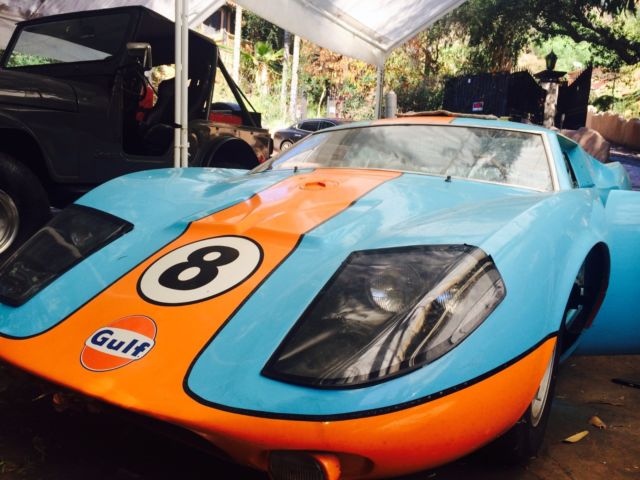 1973 Ford Ford GT