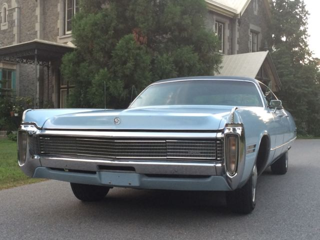 1973 Chrysler Imperial lebaron