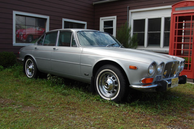 1973 Jaguar XJ XJ12 SWB Series 1 Sedan