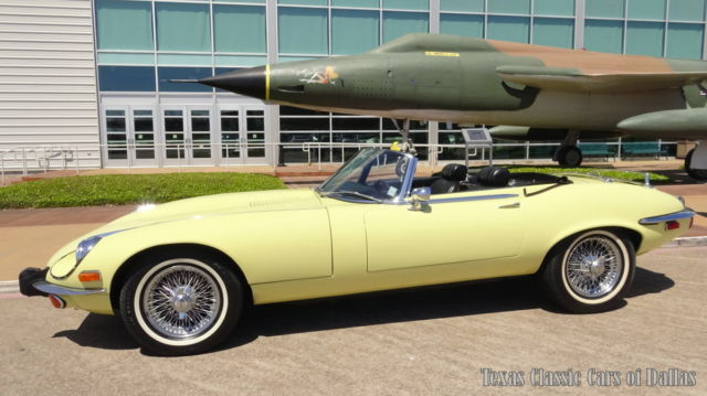 1973 Jaguar E-Type XKE